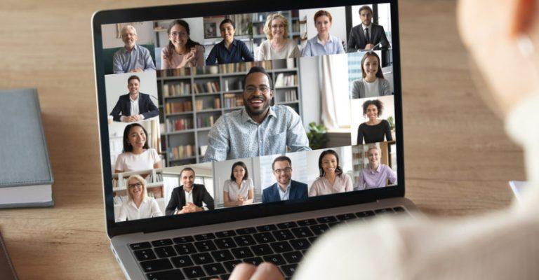 Excesso de videoconferência pode levar a exaustão mental