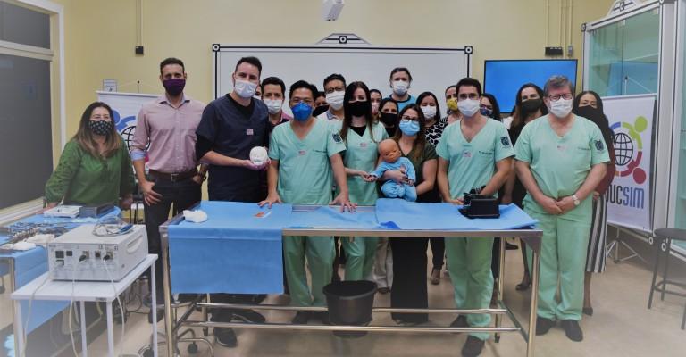 Cirurgia inédita em Minas Gerais é realizada em Passos