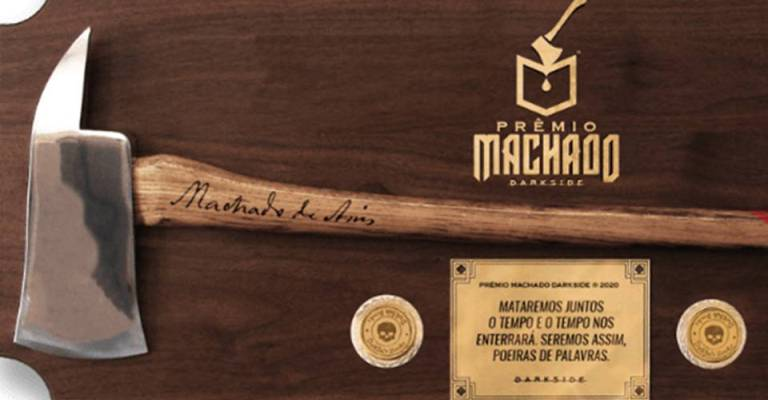 Mais de 5 mil projetos concorrem ao 1º Prêmio Machado DarkSide de Literatura
