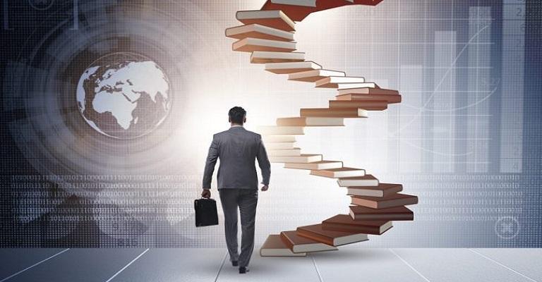O desenvolvimento da carreira é de total responsabilidade do profissional
