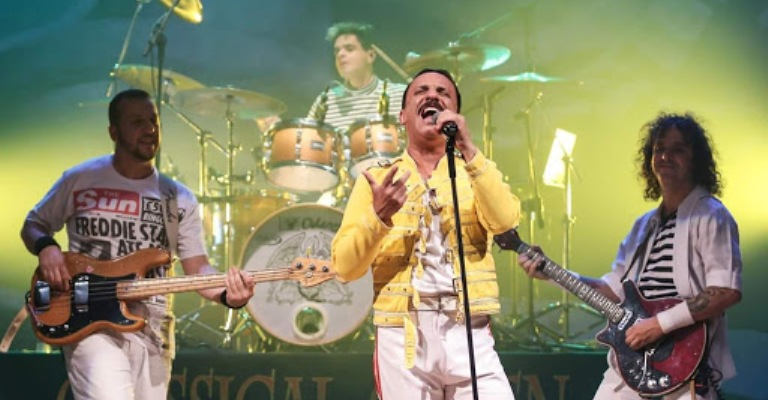 Drive-In das Américas apresenta a temporada Classic Rock