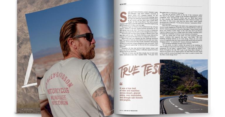 """Harley-Davidson relança a revista """"The Enthusiast"""""""