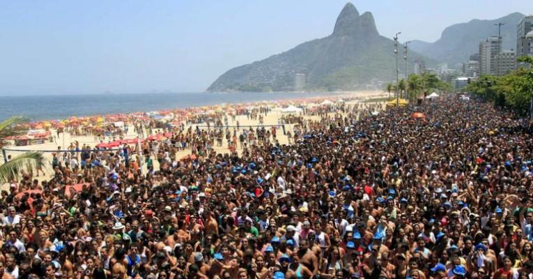 Carnaval de rua no Rio em 2021 é adiado