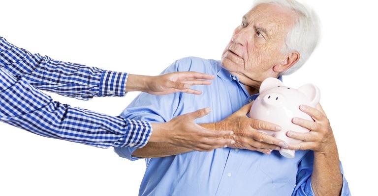 Planejamento financeiro para a terceira idade