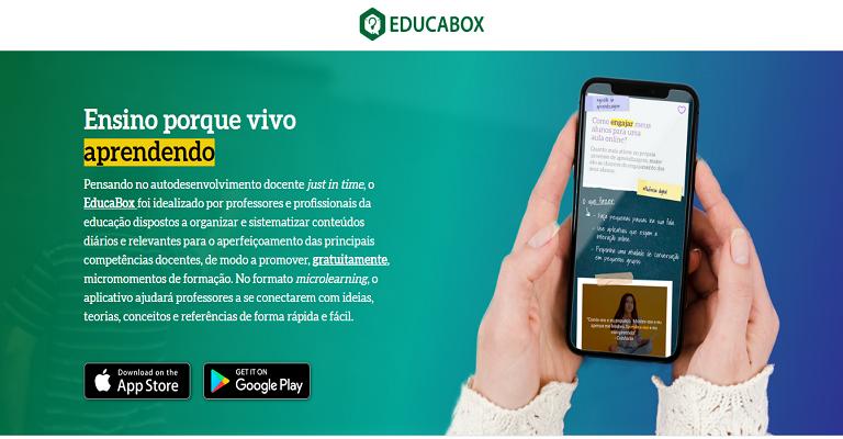 Educadores brasileiros ganham aplicativo gratuito para autodesenvolvimento