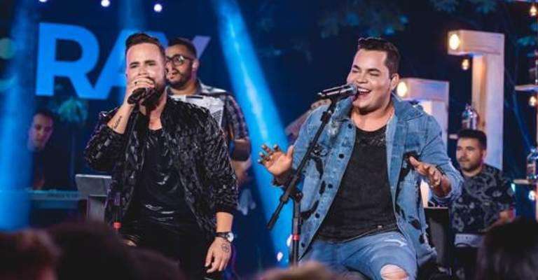 Diego e Ray lançam inédita 'Pegando Pesado'
