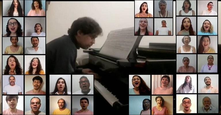 Coro Virtual
