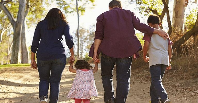 Família: o poder do exemplo