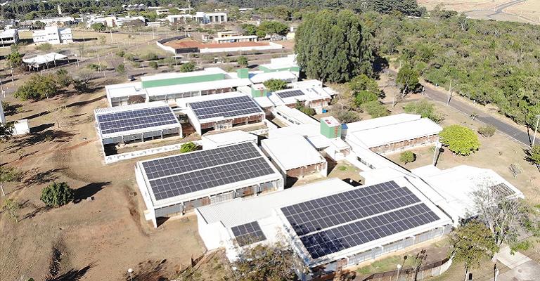 UFSCar inaugura 2 Usinas Fotovoltaicas