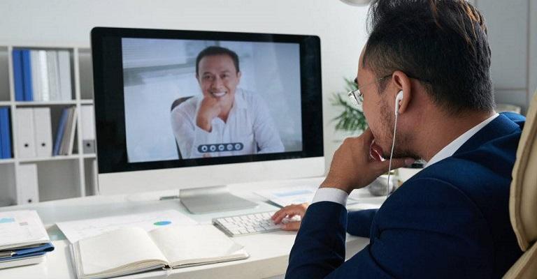 Excesso de reuniões online – Será que em alguns momentos, apenas um e-mail resolve?