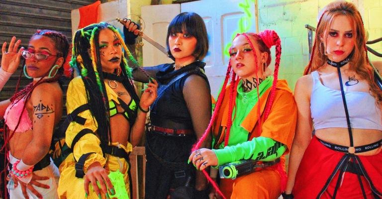 Grupo EVE lança 'Power', um pop eletrônico com estética cyberpunk