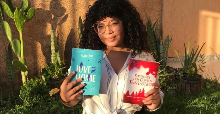 Mineira vence concurso literário e tem conto selecionado para publicação