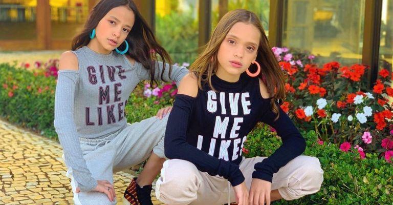 Irmãs Millena e Manu Maia investem para o lançamento do novo clipe