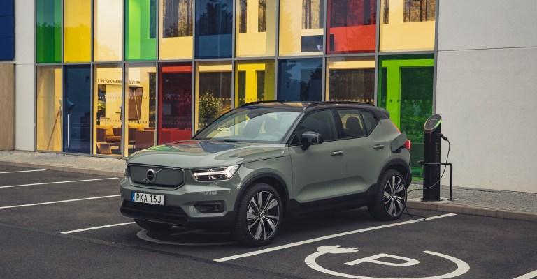 Volvo Cars será totalmente elétrico até 2030