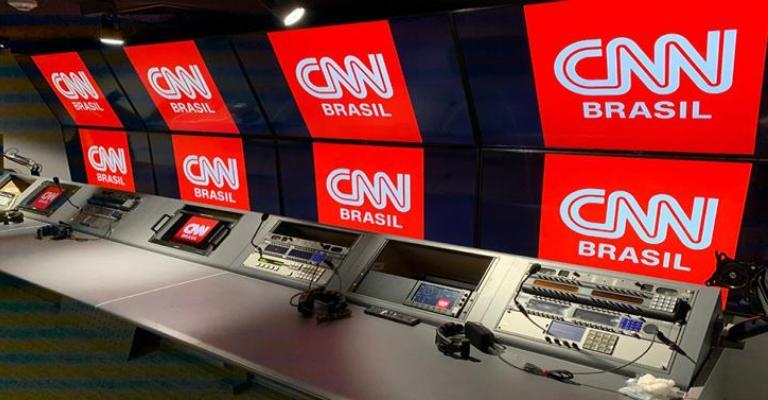 CNN Brasil completa um ano e decide não realizar comemorações