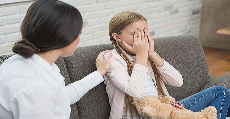 Como identificar se seu filho está com estresse pandêmico