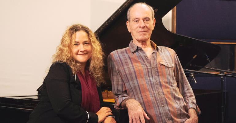 Ney Matogrosso é destaque em álbum de Delia Fischer