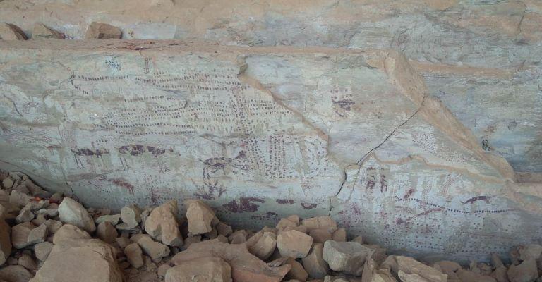 Sítio arqueológico é encontrado na zona rural de Presidente Olegário (MG)