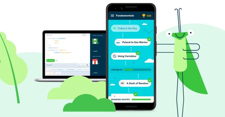 App da Google para aprendizado de programação é lançado em português