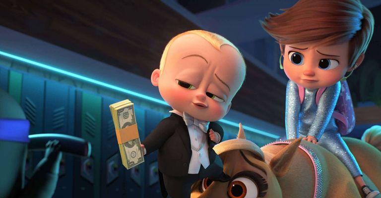 """Longa de animação """"O Poderoso Chefinho 2"""" tem um toque brasileiro"""