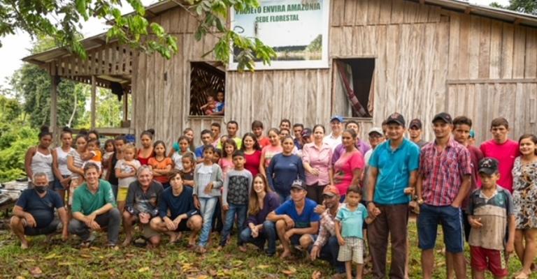 Plataforma de Créditos de Carbono ajuda a preservar áreas da Amazônia