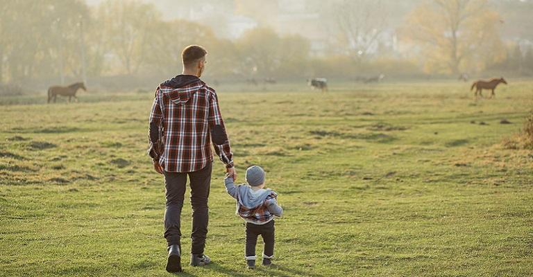 A parentalidade na vida real e na ficção