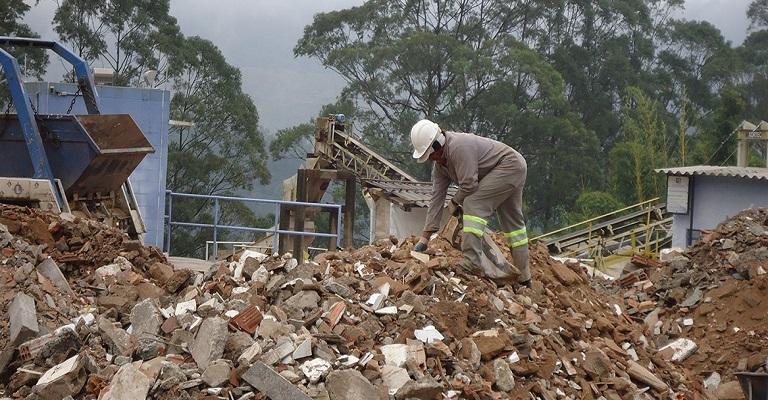 Os impactos proporcionados pelos resíduos da construção civil