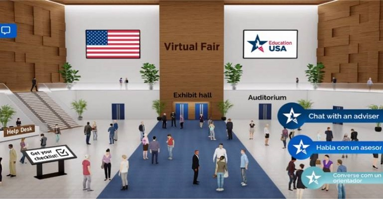 80 universidades nos EUA divulgam oportunidades em feira virtual gratuita