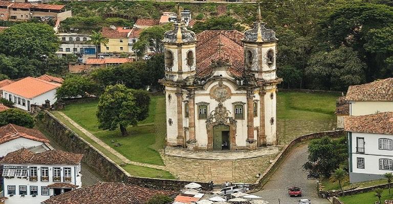 Minas Gerais é o estado do Brasil que mais cresce no turismo