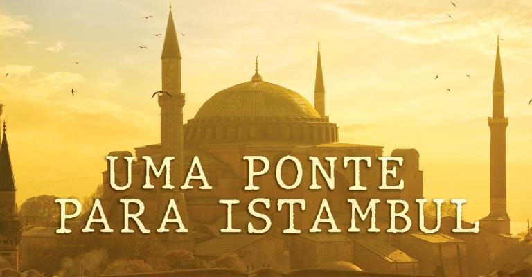 Dom Pedro II é um dos personagens do livro 'Uma ponte para Istambul'