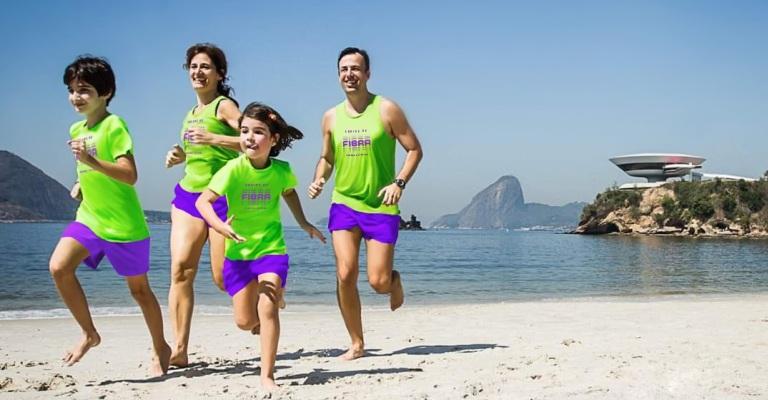 "Desafio esportivo propõe ""volta ao mundo"" para conscientizar sobre a fibrose cística"