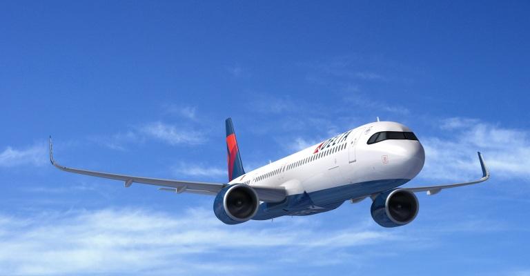 Delta continua a renovação da frota com a adição de 30 Airbus A321neos