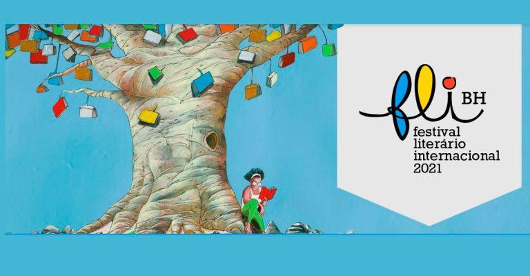 Festival Literário Internacional de Belo Horizonte tem atividades on-line