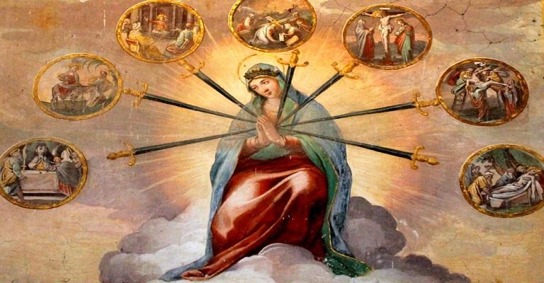 O mistério da dor e da esperança de Maria