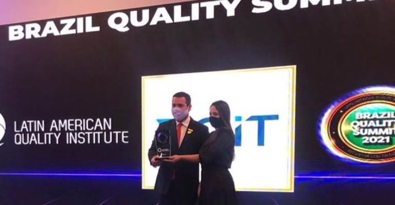 Startup de contabilidade recebe Prêmio Empresa Brasileira do Ano 2021