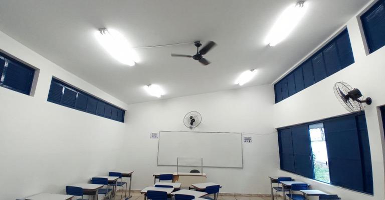 Cemig investe mais de R$6 milhões na modernização de escolas públicas em 2021