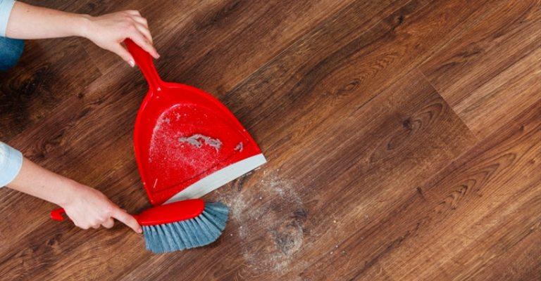 Sete erros de postura cometidos nos serviços domésticos