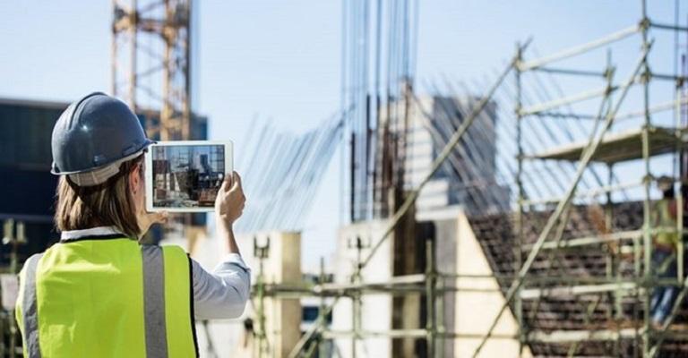A (boa) pandemia tecnológica na construção civil