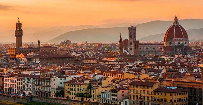 Conheça o centro histórico de Florença
