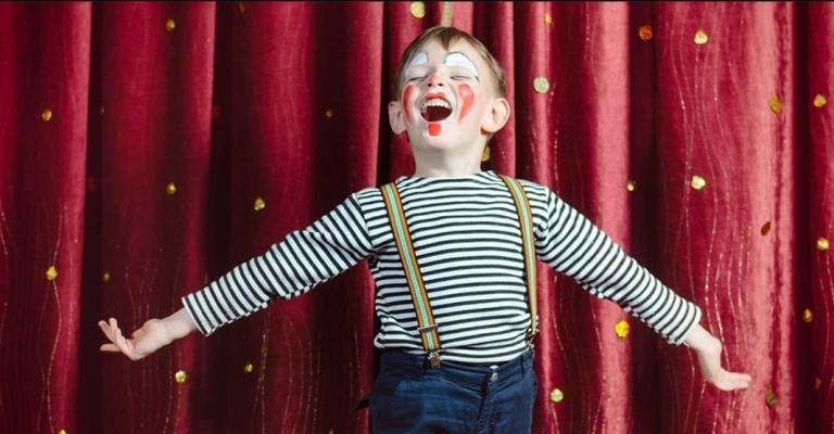 Sesc Palladium oferece cursos presenciais de Teatro e Artes para crianças