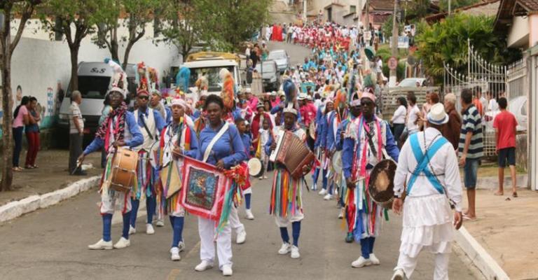 Congado será Patrimônio Cultural Imaterial de Minas Gerais