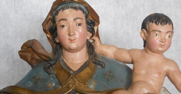 FAOP restaura importantes obras sacras de São Bartolomeu, distrito de Ouro Preto