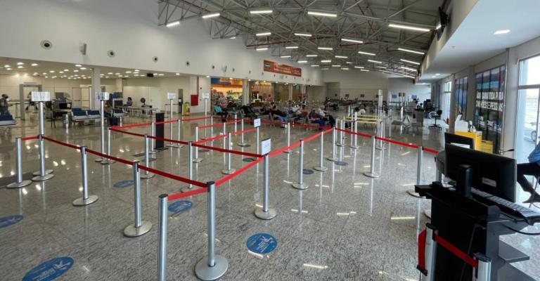 Infraero entrega Aeroporto de Uberlândia modernizado