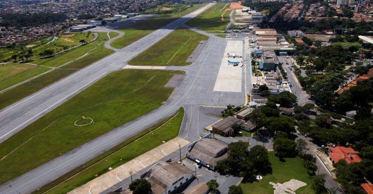 Aeroporto da Pampulha é concedido à iniciativa privada por R$ 34 milhões