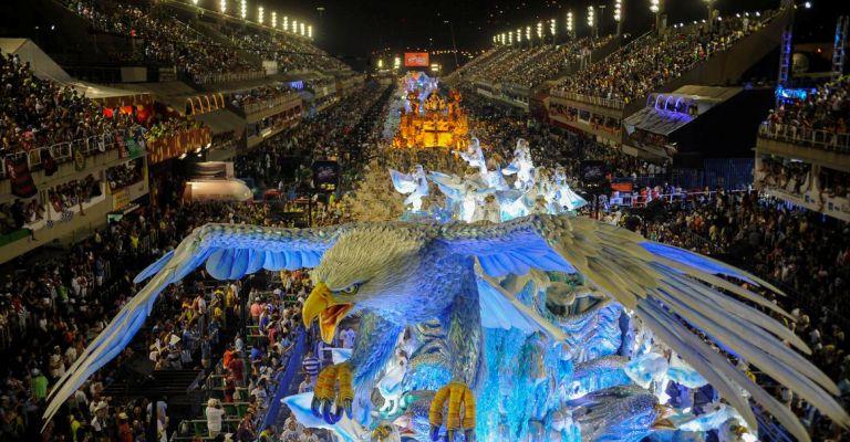 Rio de Janeiro inicia venda de ingressos para o Carnaval de 2022