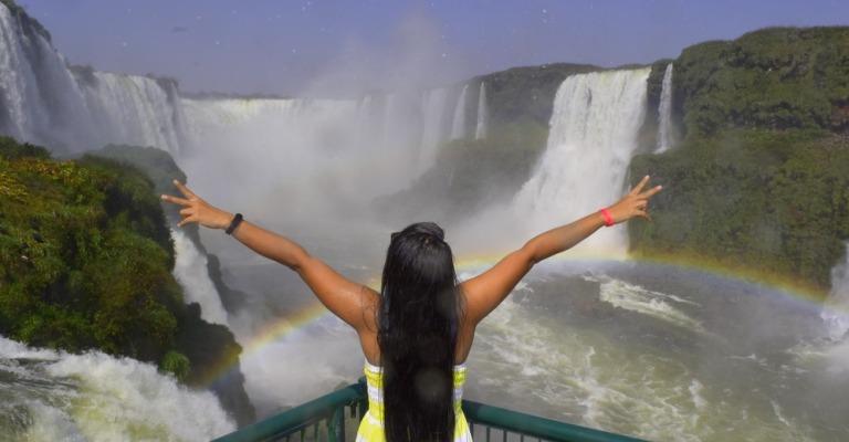 Mais 19 mil pessoas visitaram o Parque Nacional do Iguaçu no feriadão