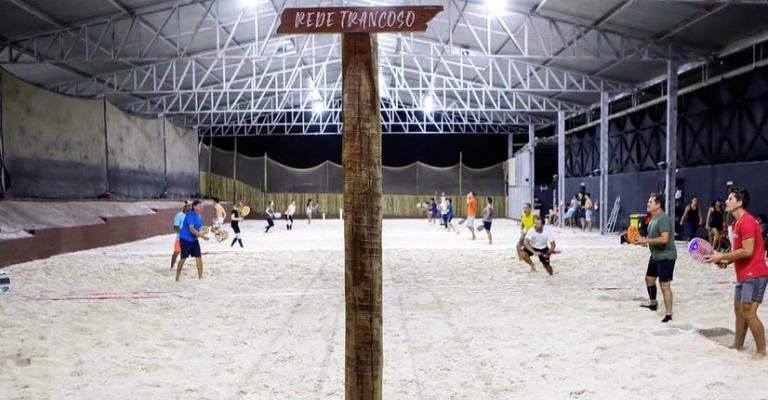Belo Horizonte inaugura complexo de quadras de areia para esportes de praia
